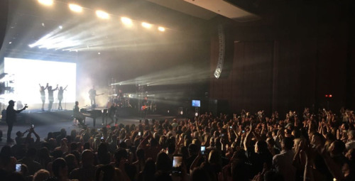 Camila in Puerto Rico, a concert to remember