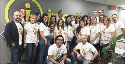 El equipo de Infopáginas se une a la Fundación Puertorriqueña de Síndrome Down