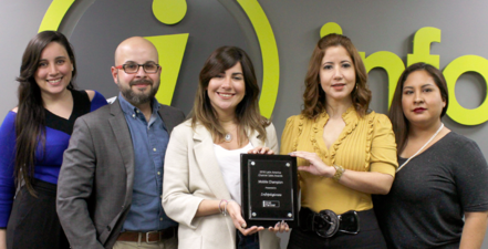 Infopaginas chosen by Google as a top performer in Latin America for second consecutive year