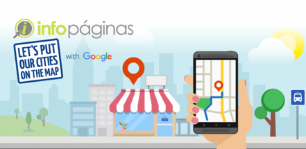Put your SMB on the map with Infopáginas: the first Google Official City Partner in Puerto Rico