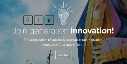 Applications for Parallel18 third generation are now open!