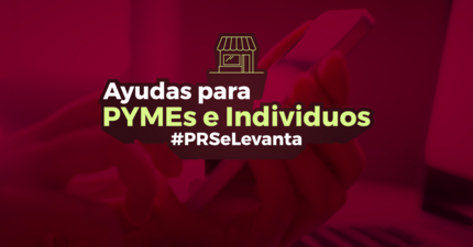 Ayudas para Pymes e Individuos