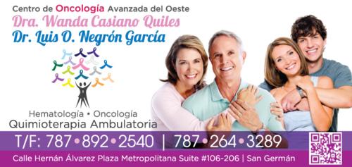 Brindamos tratamientos para: •Para todo tipo de cáncer •Enfermedades de la sangre •Problemas de coagulación •Plaquetas •Problemas de sangrado •Anemia •Quimioterapia ambulatoria
