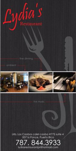 Lydia's Restaurant