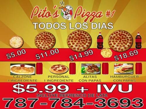 Pito's Pizza