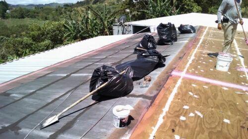 Sellado de Techos Cisternas Calentador Solar