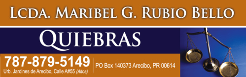Rubio Bello Maribel G. Lcda.