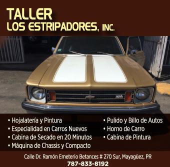 Taller Los Estripadores, Inc.