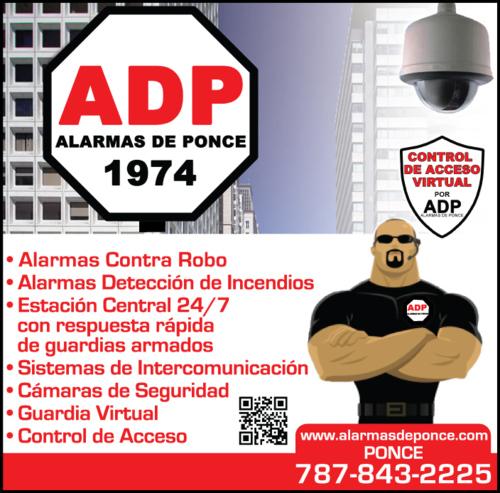 ADP Alarmas de Ponce