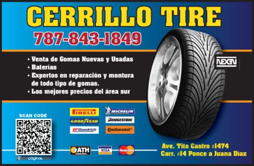 Cerrillo Tire
