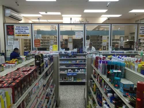 Farmacia Medicamentos Regalos Perfumería Maquillaje Envolturas de regalo Efectos escolares Venta Loto Productos Naturales