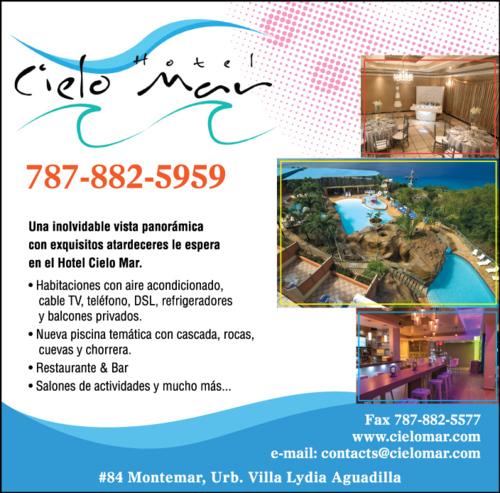Hotel cielo mar infop ginas for Hotel cielo mar ofertas familiares
