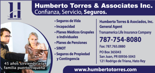Humberto Torres & Associates Inc.
