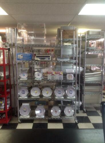 Pizzerías, restaurantes, cafeterías y catering.  • Reparación • Piezas • Servicio