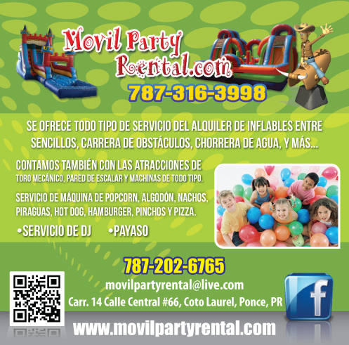 Móvil Party Rental