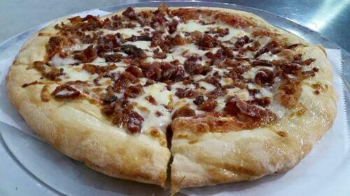 Pizzería de La Tierra Alta
