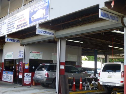 Automóviles reparaciones