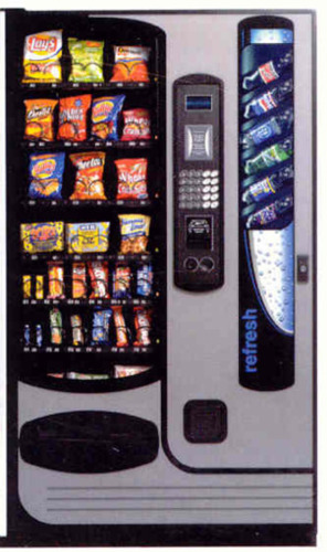 JR Vending Machines