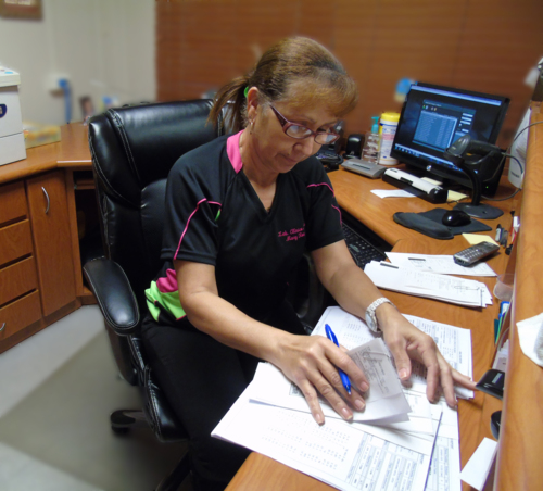 •Servicio al hogar (cita previa) •Pruebas para WIC •Pruebas para matrimonio •Prueba de influenza