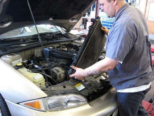 Mecánica Automóviles - Radiadores/Reparación Radiadores/Reparación