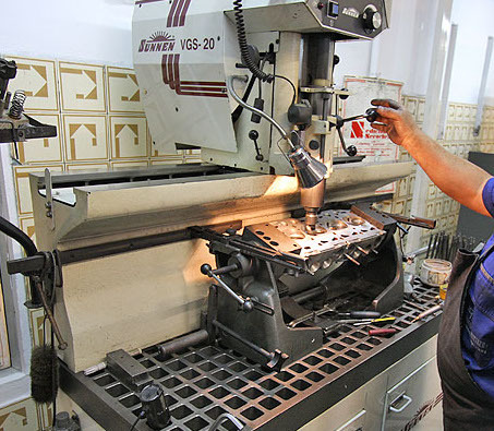 Aguada Machine Shop