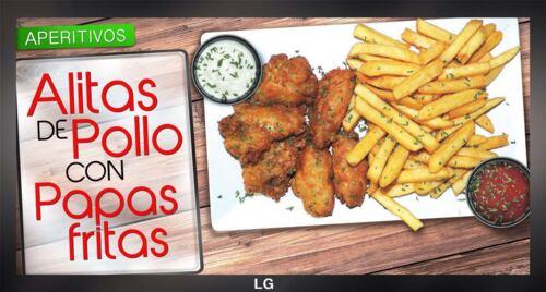 Pizza - Calzones - Pastas - Aperitivos - Bebidas de licor - Frappés - Postres incluyendo el famoso volcán de Luis