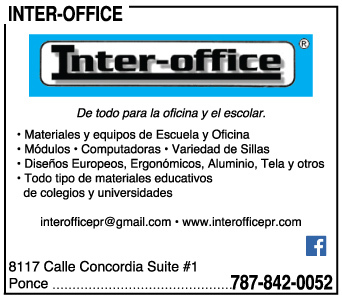 Inter-office
