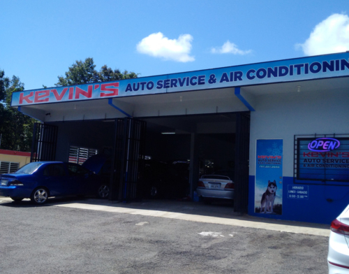 Kevin's Auto Service & Air Conditioning