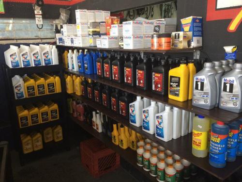 Chiqui's Jr. Muffler Shop Corp.