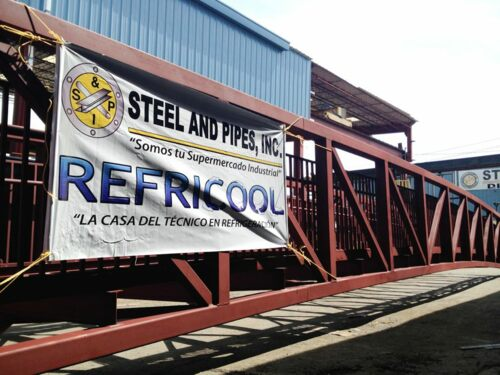 - Venta de Acero, Aluminio y Stainless Steel - Fabricación de Estructuras en Acero