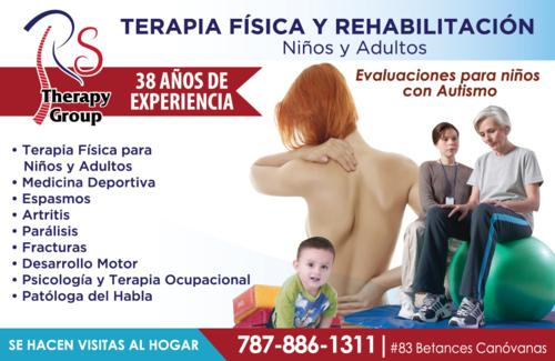 Evaluaciones en arena para detectar o descartar síndrome de autismo infantil.  Medicina deportiva para lesiones en atletas y visitas a domicilio.