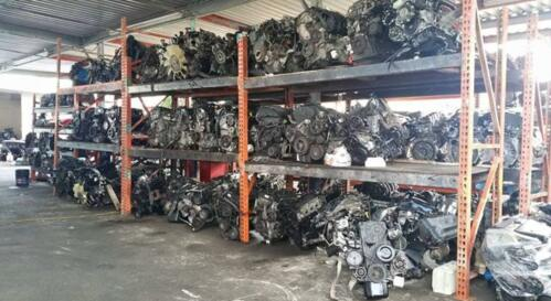 Motores Transmisiones Compresores Alternadores Starters Volantas Flow Meter  Piezas usadas e importadas