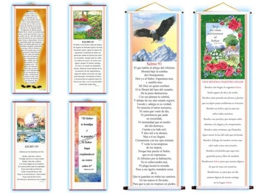 Tarjetas de papel y monederos Marcadores de libros   Llaveros   Bolígrafos   Pergaminos   Bolsas de papel con mensajes religiosos   Canastas   Peluches   Celofán   Tissue paper   Linternas   Regalos para toda ocasión