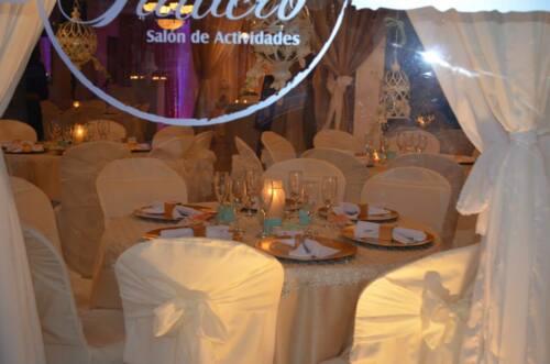 Decoracion Cumpleaños Quinceañeros Catering