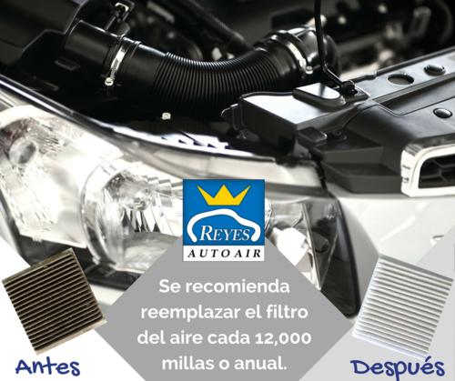 Auto air repair
