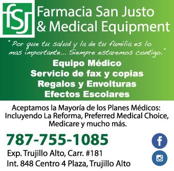 •Aceptamos la mayoría de los planes médicos •Servicio de fax •Impresión de proyectos escolares •Copias •Globos con helio •Joyería •Efectos escolares y de arte