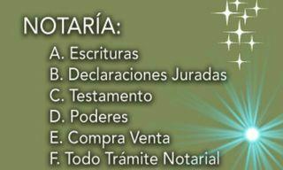 Abogados Notarios