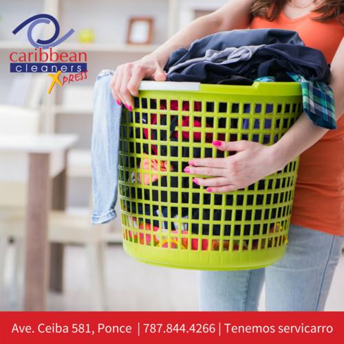Caribbean Cleaners Xpress cuenta con más de 40 años de experiencia ofreciendo servicios de limpieza y planchado de alta calidad. También ofrecemos servicios de sastrería. Para su comodidad contamos con servicarro para entrega y recogida de piezas.