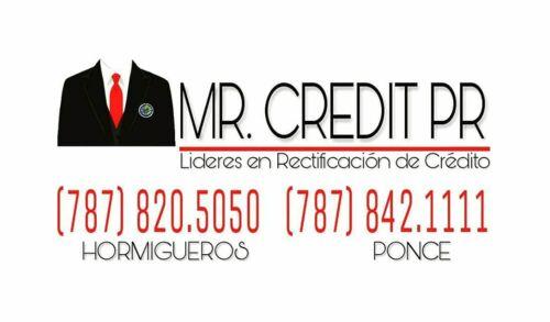 Restauración de Crédito.
