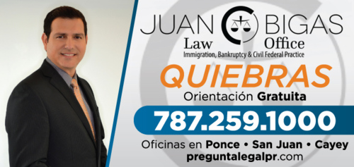 IMMIGRATION, BANKRUPTCY & CIVIL FEDERAL PRACTICE