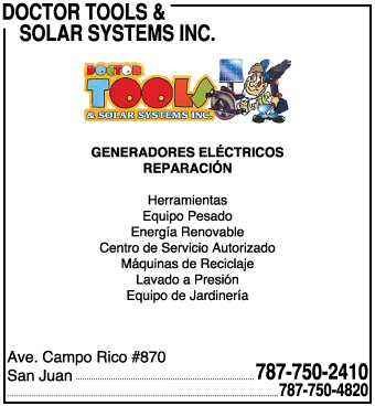 Herramientas Generadores Energia Renovable