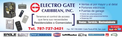 - Puertas de Garaje - Portones Eléctricos - Shutters de Aluminio - Folding Grilles - Servicio de Reparación - Venta de Piezas