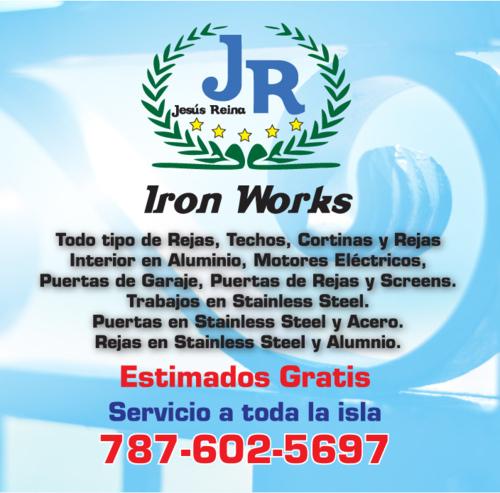 Rejas Techos/Aluminio Portones/Eléctricos