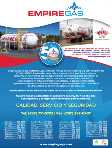 Empire Gas/Empresas de Gas