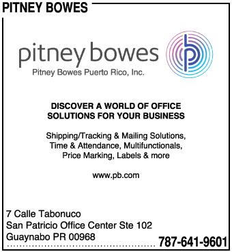 líder del mercado y proveedor de sistemas de correo y gestión de documentos integrados y soluciones en Puerto Rico y las Islas Vírgenes de Estados Unidos desde entonces.