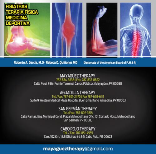 • Medicina Deportiva • Terapia Física