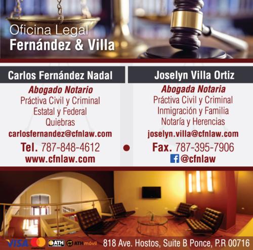 Oficina Legal Fernández & Villa
