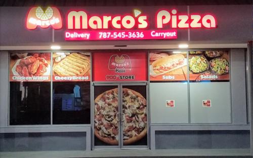 -Pizzas  -Sándwiches  -Calzones  -Delivery en bayamón  -Ofertas diarias