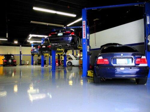 • BMW • Mercedes-Benz • Volkswagen • Audi • Porsche