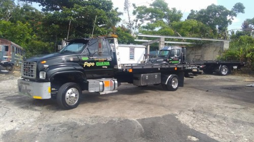 Papo Chana Towing Services